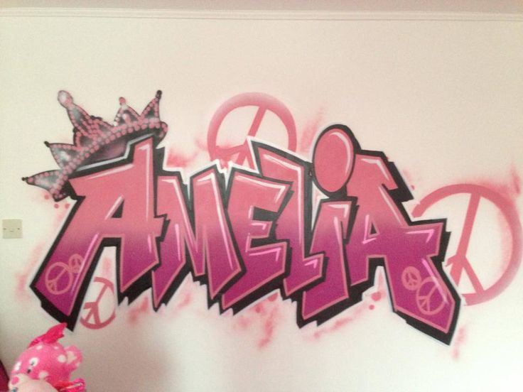 that is really cool and i have a friend named amelia delaney 39 s pinterest style graffiti. Black Bedroom Furniture Sets. Home Design Ideas