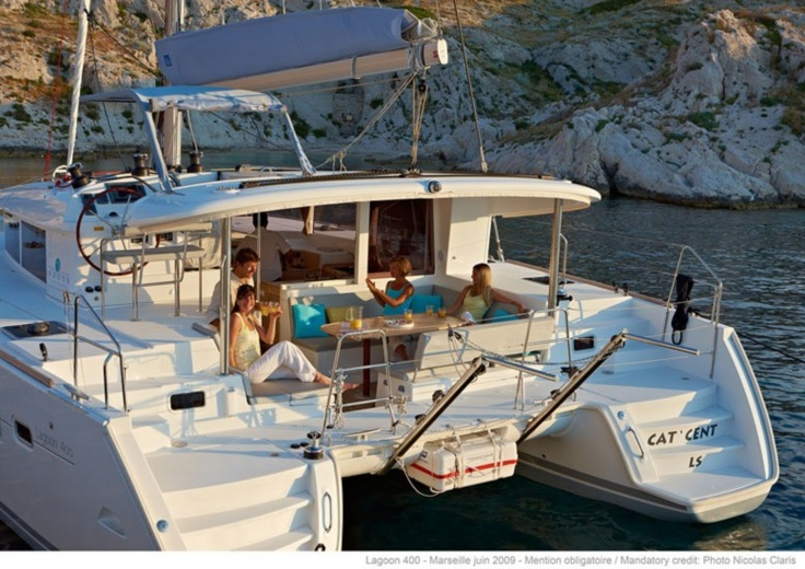 catamaran croatia 10persons - 2200eur per week for whole catamaran