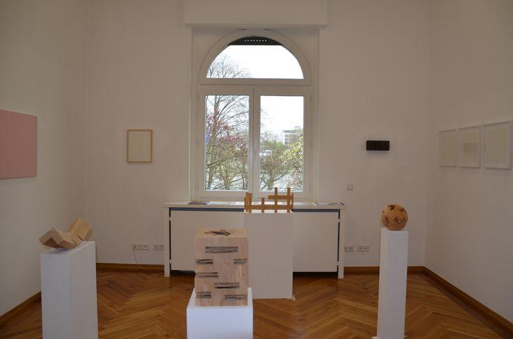 Galerie Kim Behm, Lücke, 1.4.- 20.5.17