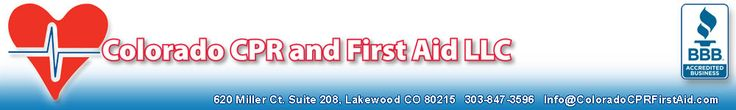 cpr class course training certification first aid basic life support bls Colorado Safety Training