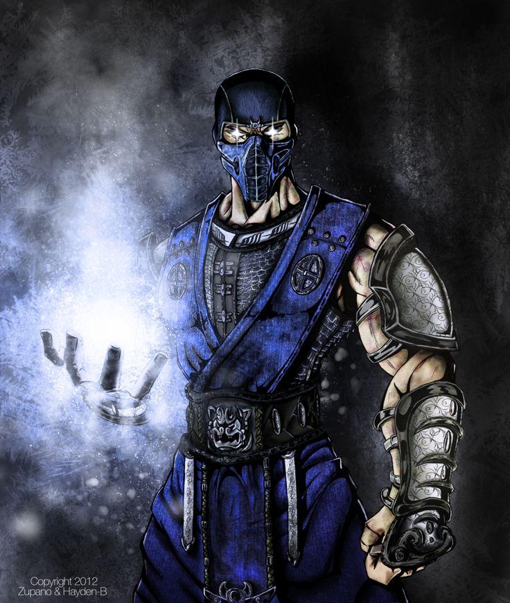 Mortal Kombat Legacy Sub Zero Costume 231 best Mortal Kombat...
