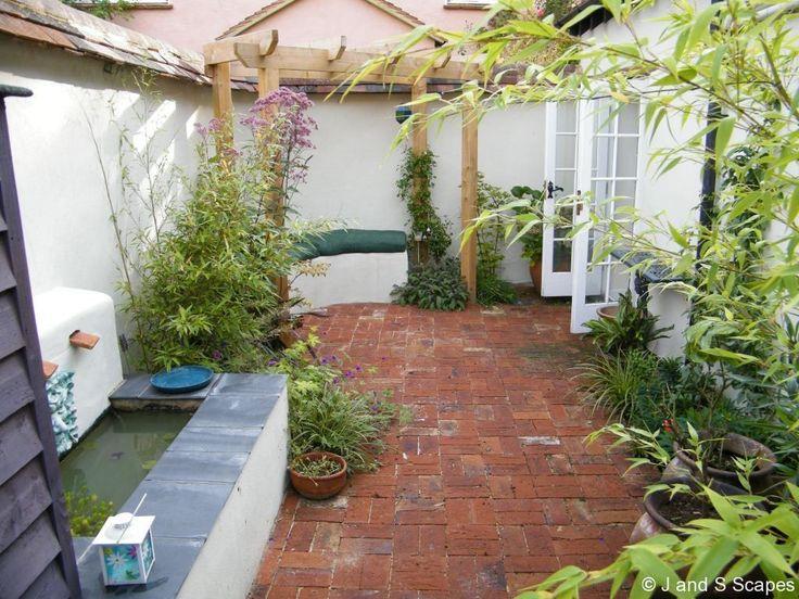 Very Small Courtyard Garden Design Ideas Small Garden Design Ideas Slideez