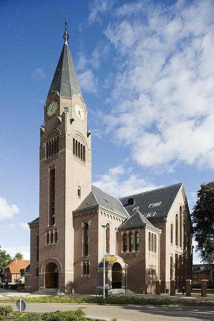Vredekerk, Hilversum