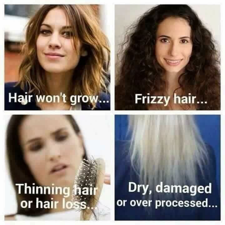 #Monat can help with that!  Try Risk Free here for 30 days!  You have nothing to lose and everything to gain with healthy, happy hair ✨ #hair