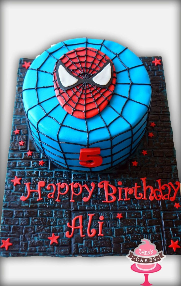 173 best Kids Birthday Cakes images on Pinterest Kid birthday