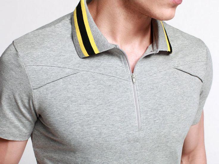"""Polo Masculina é o tipo de """"peça-chave"""" que não deve faltar no guarda roupa masculino para criar looks despojados e esportivos. Clique e confira vários modelos em #Promoção. http://www.camisariarg.com/catalogo-masculino/polo-masculina.html"""