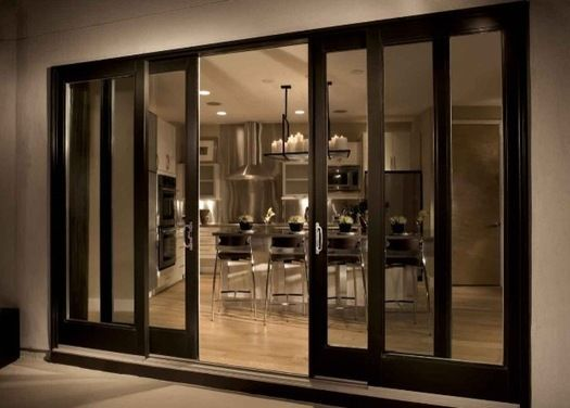 doors to covered patio - Google Search
