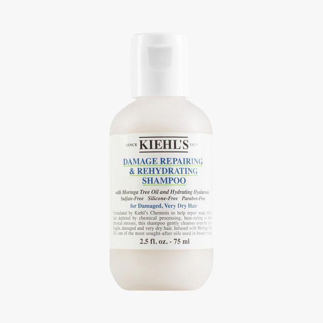 Shampoing sans sulfate Kiehl's
