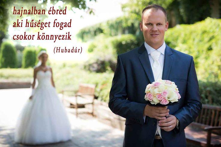 Esküvői haiku (Hubaiku) / fotó: Domján Endre/