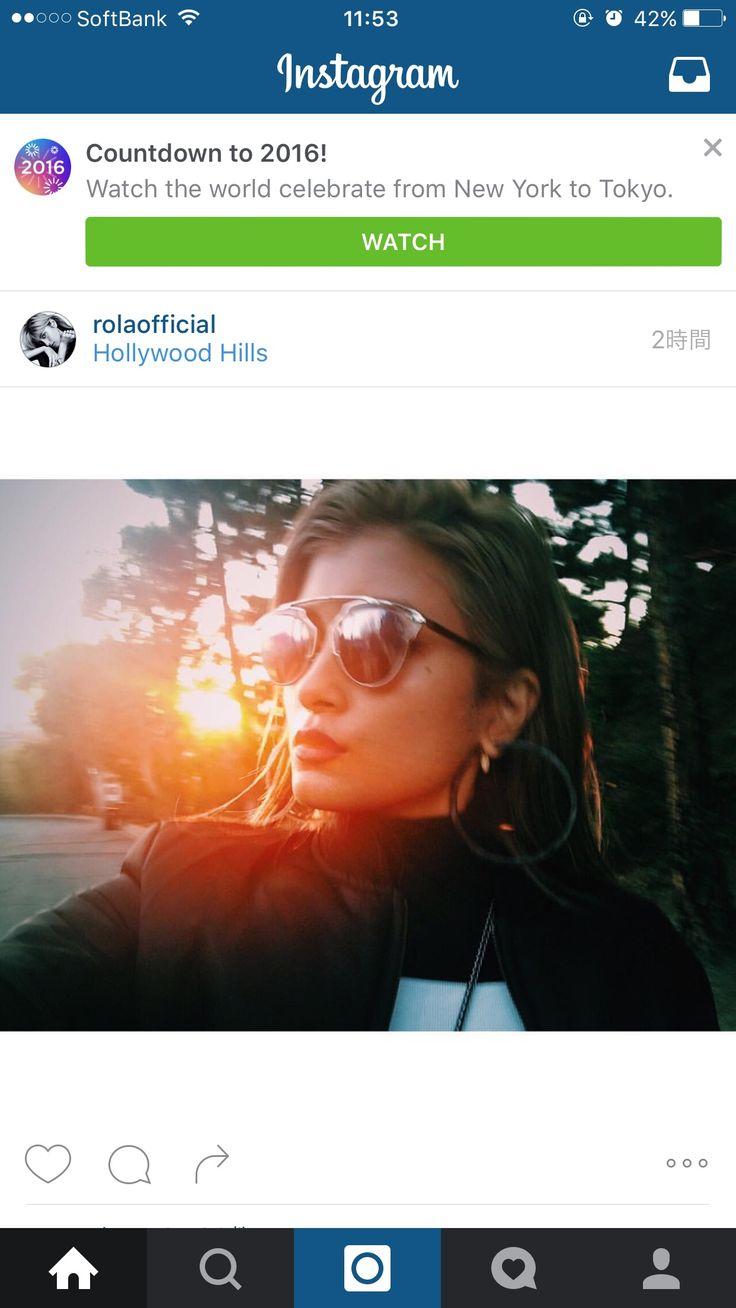【Instagram】 2016 new year