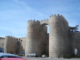 Photo of Walled medieval city of Avila