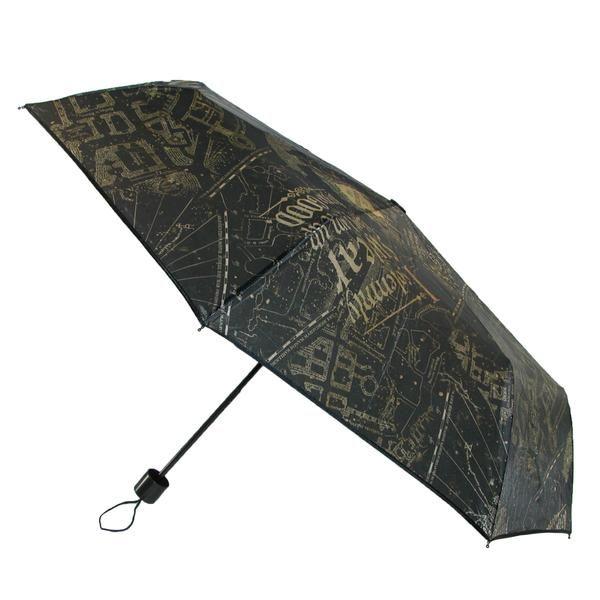 BeltOutlet.com - BioWorld Harry Potter I Solemnly Swear Compact Umbrella