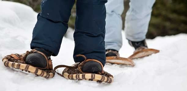 Win snowshoes for you and your family!