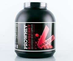 PROWHEY® is a delicious protein drink delivering unrivalled performance and health benefits. Each serving provides 21 grams of whey protein with low levels of fat, lactose and carbohydrates.  QUALITY LEAN MUSCLE DEVELOPMENT Whey Protein Microfractions from the combined blend of Whey Protein Isolate and Ultra-Filtered Whey Protein Concentrate help athletes achieve optimal lean muscle growth and development.