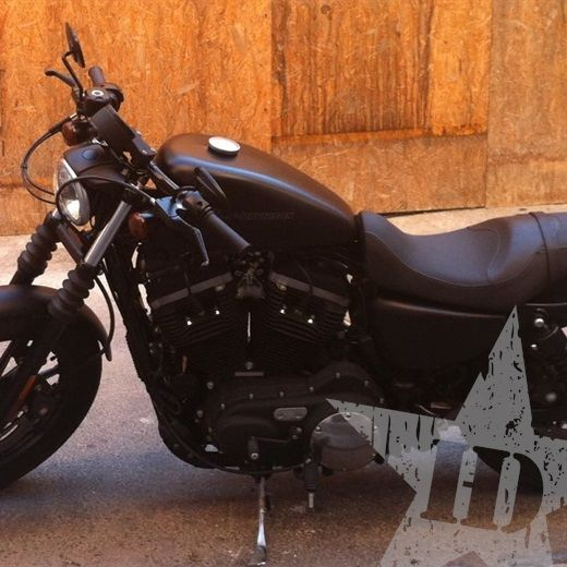 Harley Davidson 883 iron - Nuovo annuncio #Harley #Sportster #Iron883 #Livorno