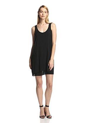60% OFF NICK by Nicholas K. Women's Knightely Mesh Drape Dress (Black)