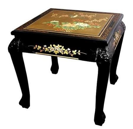 Asian style small tables