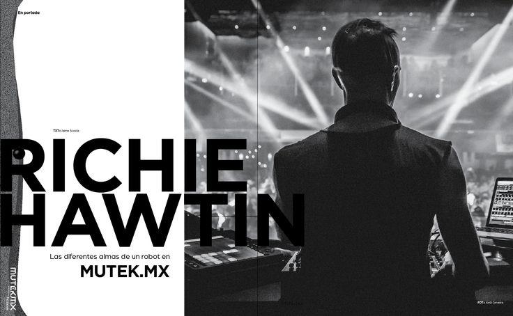 Spread entrevista a Richie Hawtin