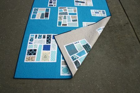 two sided quilt