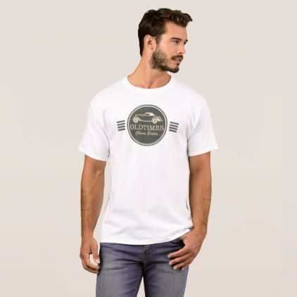 Old timer Retro car T-Shirt - retro clothing outfits vintage style custom