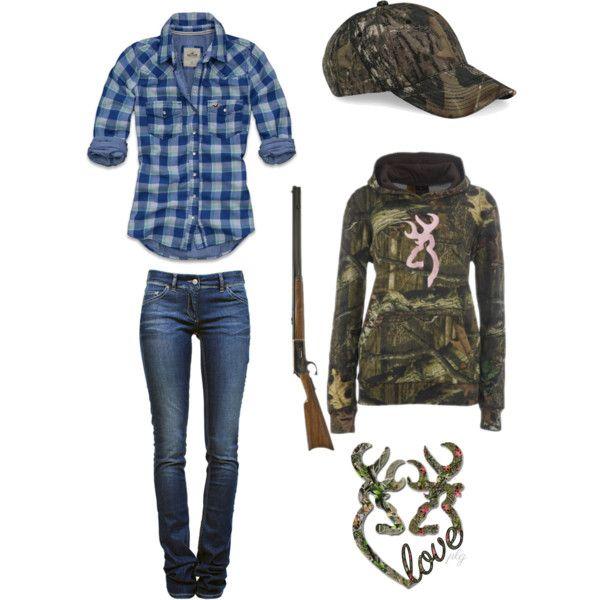 Country girl/ camo