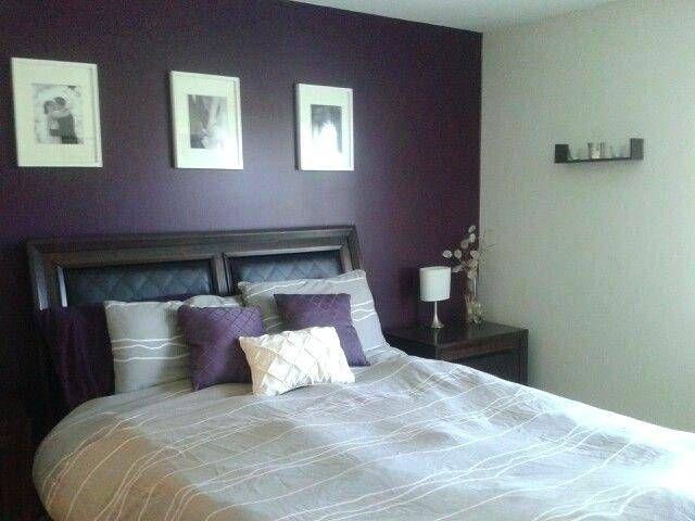 Bedroom Ideas Grey And Purple Gray Master Bedroom Purple Bedroom Walls Bedroom Wall Colors