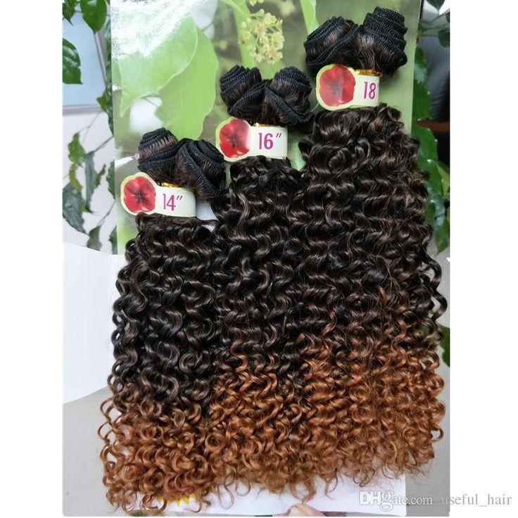 20 best 6pcs synthetic hair deep wavekinky curly images on freetress hair deep wave synthetic hair color 27 jerry curl synthetic hair extensions purple braiding crochet pmusecretfo Choice Image