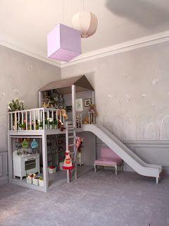 DECORACION:CUARTOS INFANTILES -CHILDREN ROOM DECORATION -DECORATION CHAMBRE ENFA…