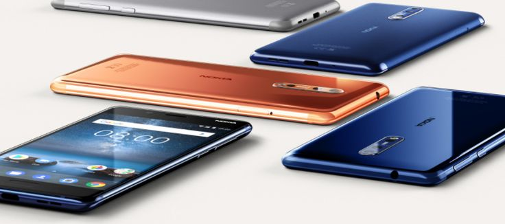 Nokia 8 Launching in India today    image via Nokia.com    Nokia 8, the new lead cell phone from HMD Global will Launch in India today. H...