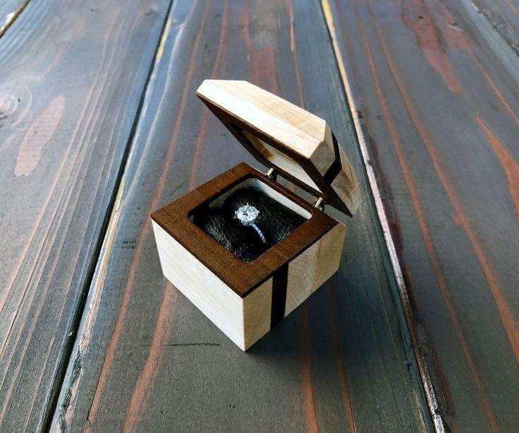 DIY Engagement Ring Box