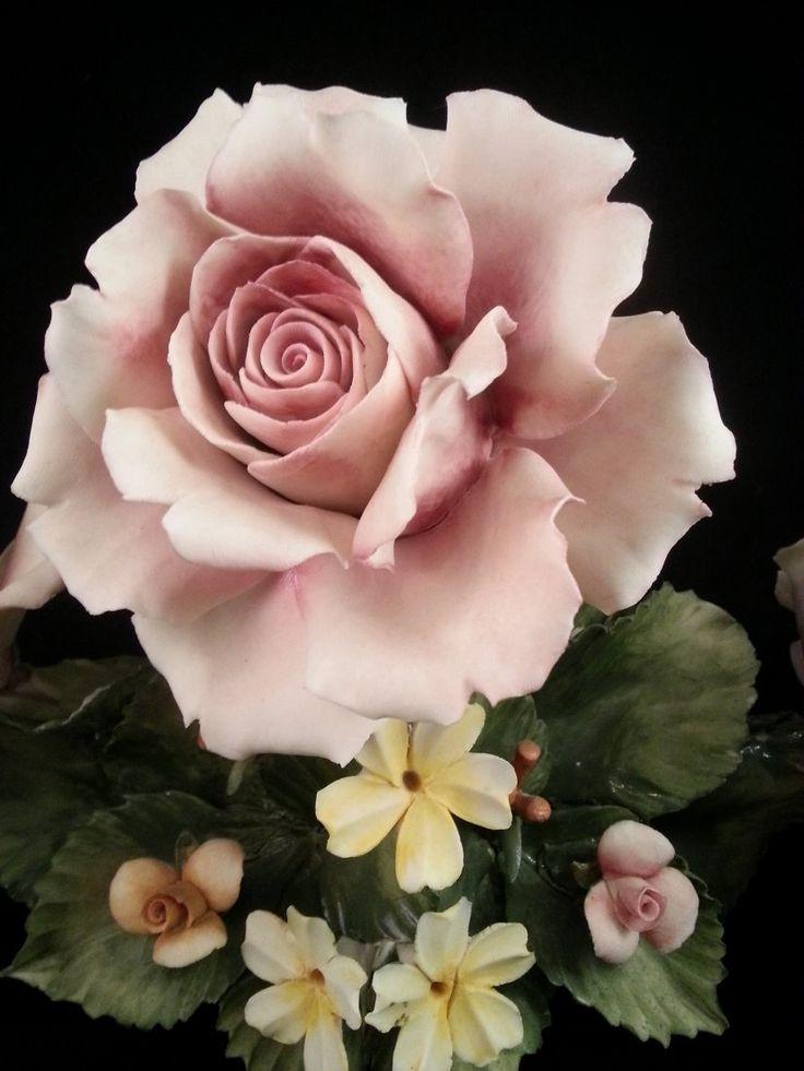 Capodimonte Rose