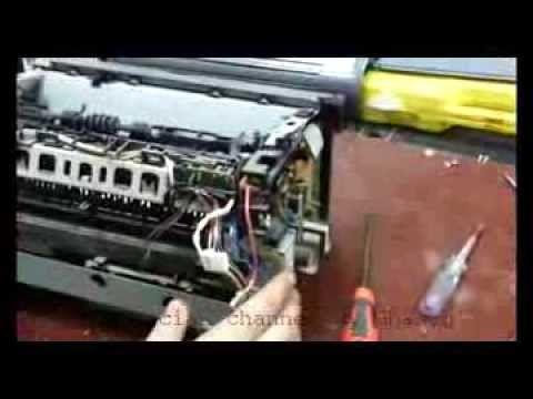 Canon Printer / Scanner Fix - YouTube