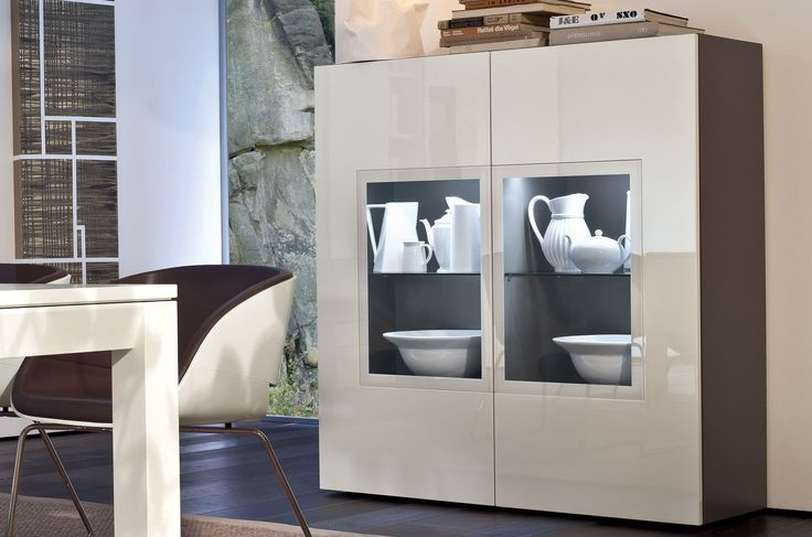 The 9 best images about Dining Display Units on Pinterest - wohnzimmer vitrine weis
