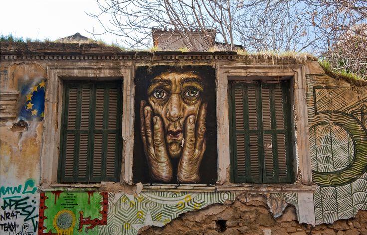 Visit Greece | Dervenion & Em. Benaki Str. Athens © Skoulas