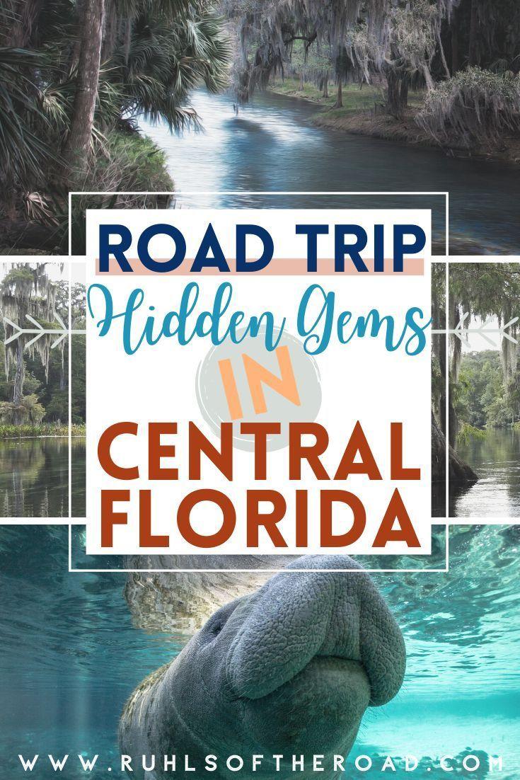 Road Trip Through Florida S Hidden Gems Ruhls Of The Road Florida Travel Guide Florida Travel Road Trip Fun
