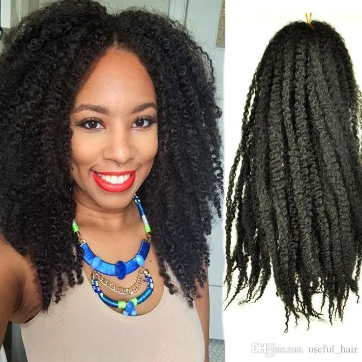 25 beautiful braided hair extensions ideas on pinterest crochet 18 afro kinky marley braid curly hair extension synthetic curly mongolian marley braiding hair crochet braids pmusecretfo Images