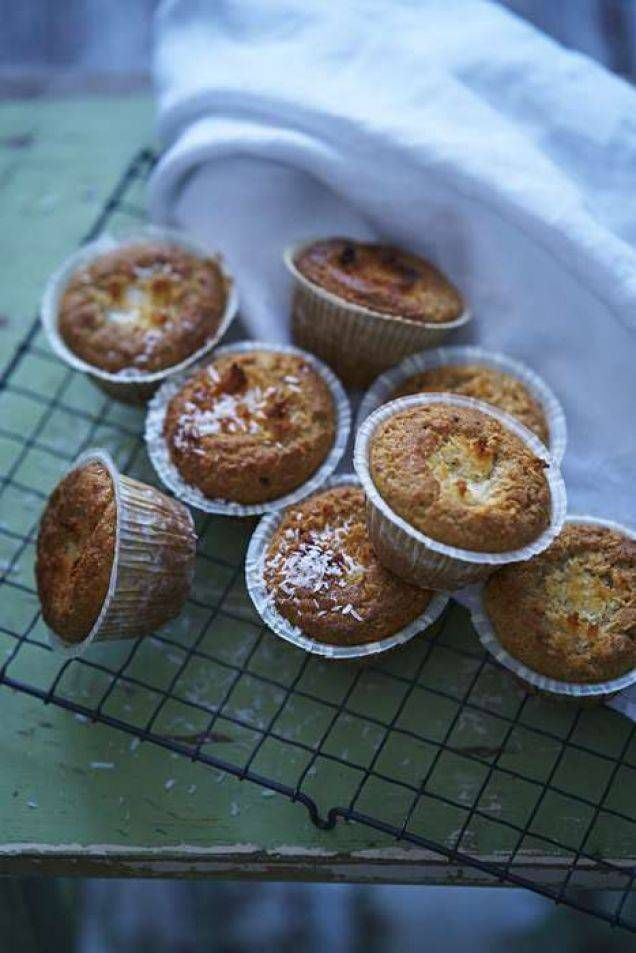 lchf muffins mandelmjöl