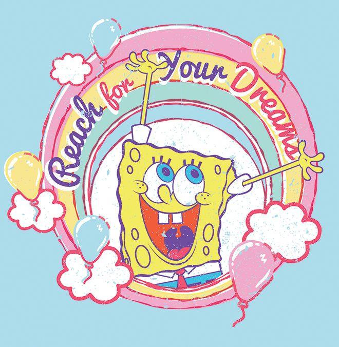 Crush | Nickelodeon - SpongeBob's Guide To Happiness Character Illustration
