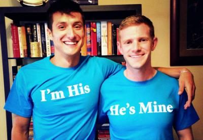 Two former male cadets to make history by getting married at West Point this weekend.  Larry Choate III graduated from West Point in 2009, two years after his fiance Daniel Lennox. Choate and Lennox will be the first-ever same-sex couple to be married at West Point located in Hudson Valley in New York.
