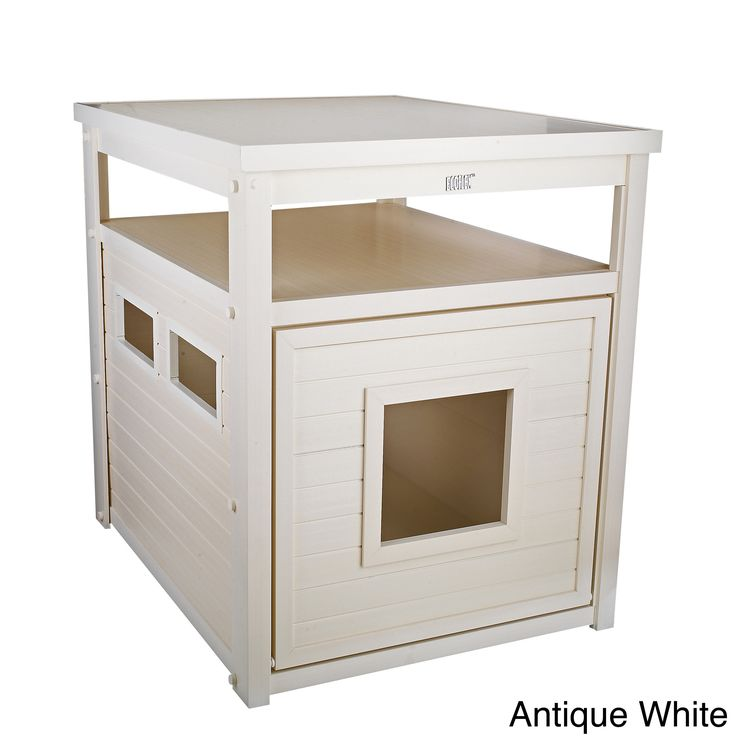New Age Pet Habitat 'n Home Jumbo Hidden Litter Box Furniture