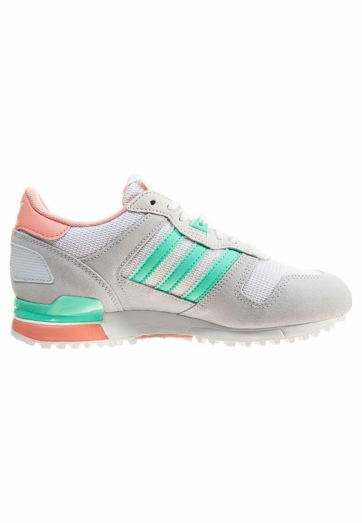 adidas originals zx 850 sneakers laag grijs