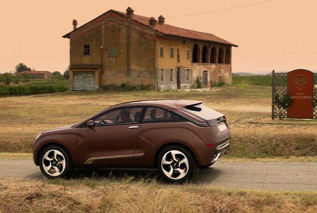 AutoVAZ Lada Xray concept
