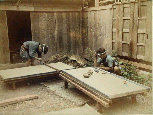 Quick History: Tatami Mats — Retrospect#tatami #japanese