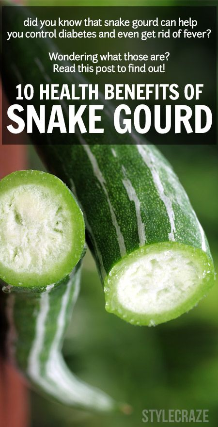 How often do you include snake gourd in your diet?