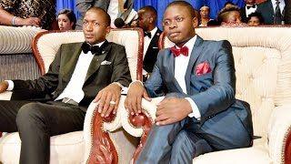How Prophet Uebert Angel Fathered Me In Ministry - Prophet Shepherd Bushiri Birthday Celebration - YouTube
