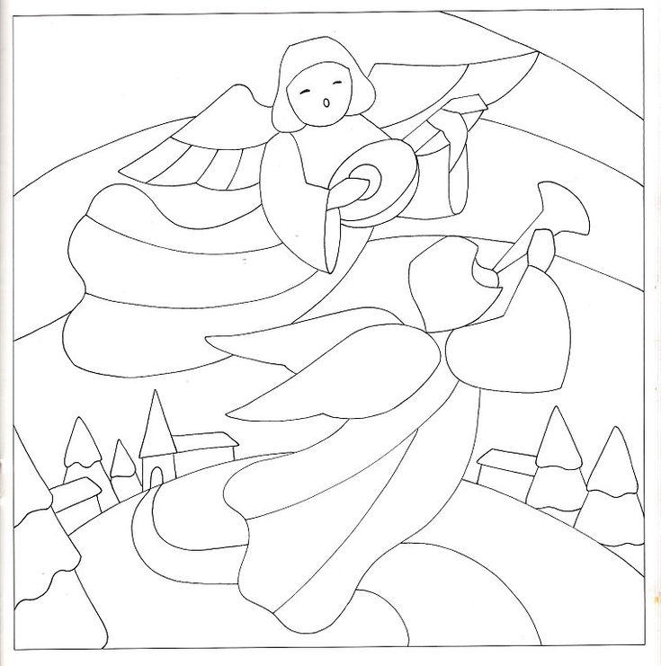 Рождество христово красивые картинки и рисунки для кинусайга
