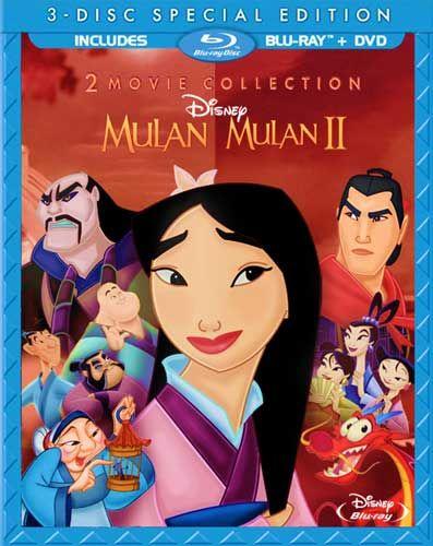Мулан 2 / Mulan II (2004) HD 720 (RU, ENG)
