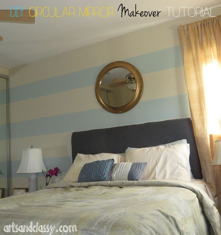 My Parents Bedroom: 17 Best Ideas About Circular Mirror On Pinterest