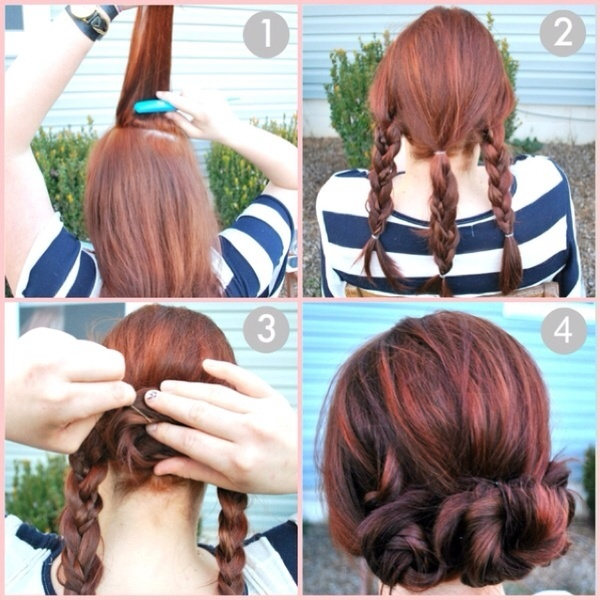 For Livi and Avery Bridesmaid hair :) wedding-ideas
