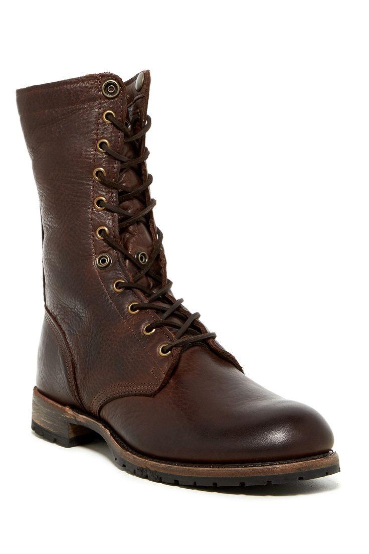 Ian Wool Lined Boot